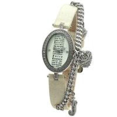 principal Reloj Juicy Couture 1900192 Mujer Negro Circonitas Cuarzo