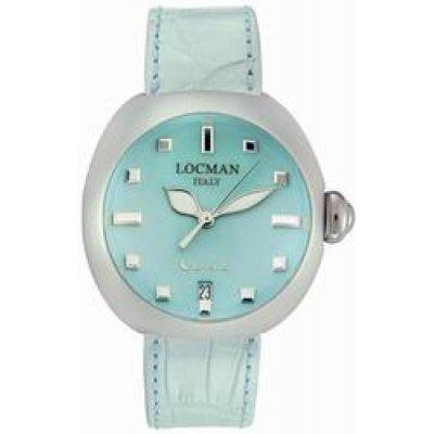 principal Reloj Locman 040 Mujer Azul Cuarzo Analógico