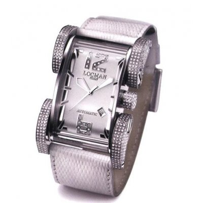 principal Reloj Locman 501 Mujer Nácar Automático Diamantes