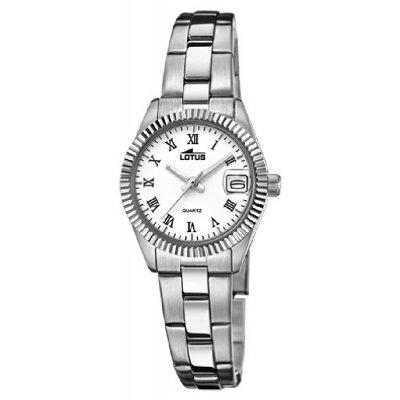 principal Reloj Lotus Excellent 9748/1 acero mujer clásico
