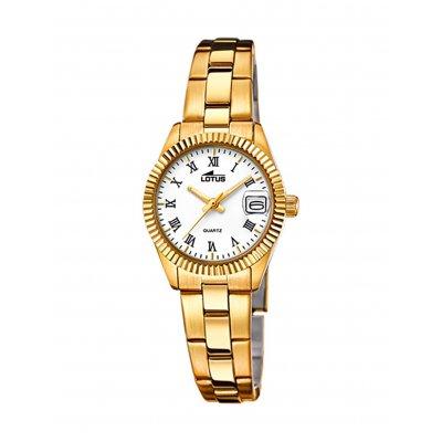 principal Reloj Lotus Excellent 9750/2 acero mujer clásico