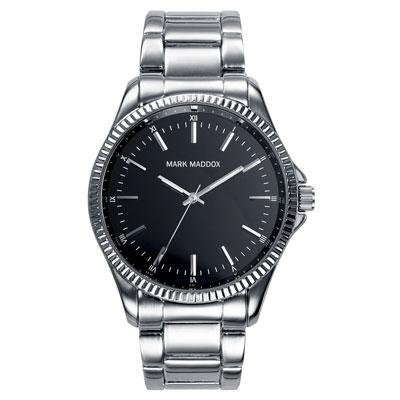 3aef585f8bbb Reloj Mark Maddox HM0003-57 Hombre Negro Armis Cuarzo - Joyería Francisco  Ortuño