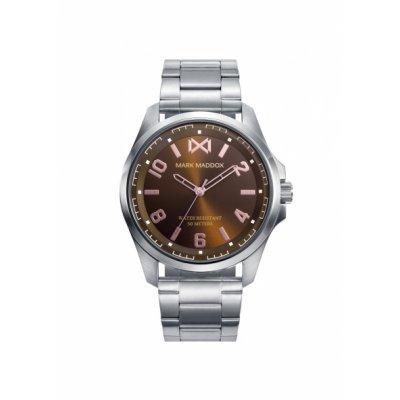 principal Reloj Mark Maddox MISSION HM0108-45 hombre bronce