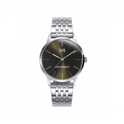 principal Reloj Mark Maddox NORTHERN MM2005-57 hombre gris