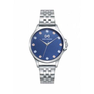 principal Reloj MARK MADDOX Tooting MM7140-36 mujer azul