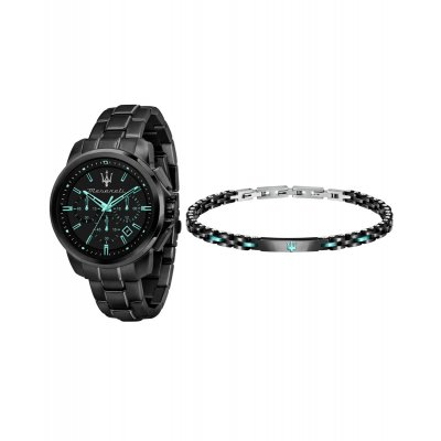 principal Reloj Maserati aqua edition R8873644004 acero