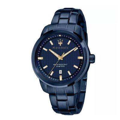 principal Reloj Maserati Edición azul R8853141002 hombre acero