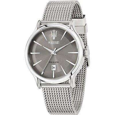 e4a8468ef91a Reloj Maserati R8853118002 Hombre Gris Malla Cuarzo - Joyería Francisco  Ortuño