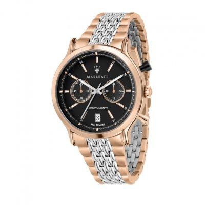 principal Reloj Maserati R8873638005 Hombre Oro rosa Acero