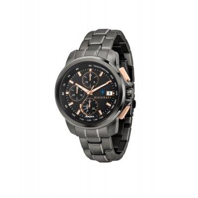 principal Reloj Maserati SUCCESSO R8873645001 solar acero