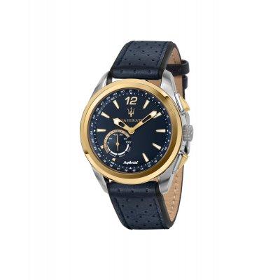 principal Reloj Maserati TRAGUARDO R8851112002 hybrid acero