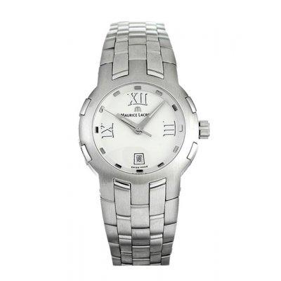 principal Reloj Maurice Lacroix 79861-6701 Mujer Blanco Cuarzo Analógico