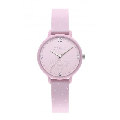 principal Reloj Mr. Wonderful HAPPY HOUR WR35101 niña rosa