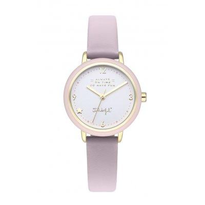 principal Reloj Mr. Wonderful WONDERFUL TIME WR25100 niña rosa