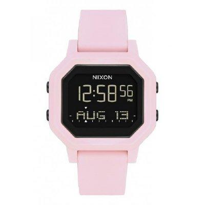 principal Reloj NIXON A12103154 Mujer Rosa Silicona