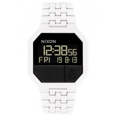 principal Reloj NIXON A158126 RE-RUN ALL WHITE Hombre Digital Sport