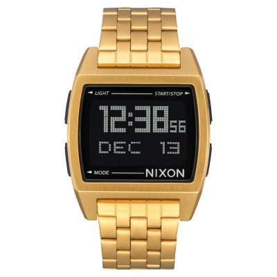 principal Reloj NIXON Base A1107502 unixex dorado