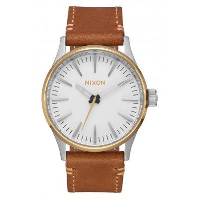 principal Reloj NIXON Sentry A3772548 hombre blanco