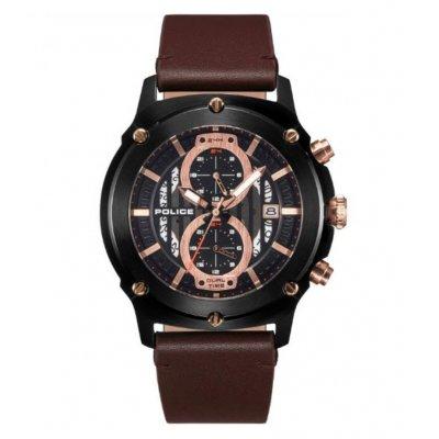 principal Reloj POLICE LULWORTH DIAL BLACK R1451324001 hombre