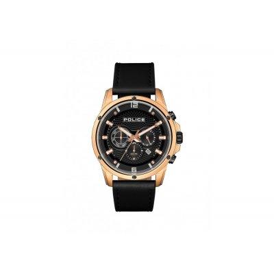 principal Reloj POLICE R1451311001 hombre negro