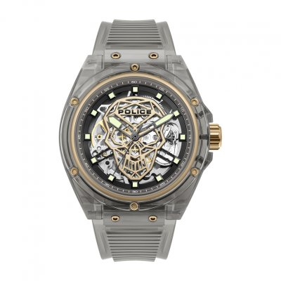 principal Reloj POLICE TRANSLUCENT AUTO PL.15924JPB-02PA hombre negro