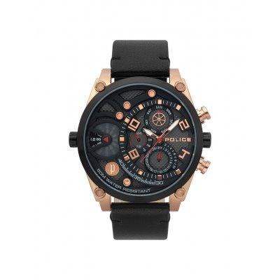 14b9461d5e52 Reloj Police VIGOR R1451304003 Hombre Negro Multifunción - Joyería  Francisco Ortuño