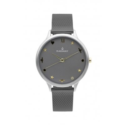 096d7bbd4f83 Reloj Radiant RA489603 Mujer Plateado Gris Acero - Joyería Francisco Ortuño