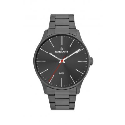 principal Reloj Radiant New Forest RA436204 Hombre Negro
