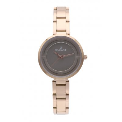principal Reloj Radiant RA488203 Mujer Oro rosa Acero