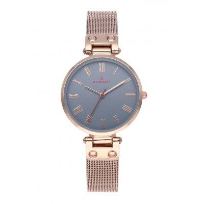 principal Reloj Radiant RA495602 Mujer Oro rosa Acero