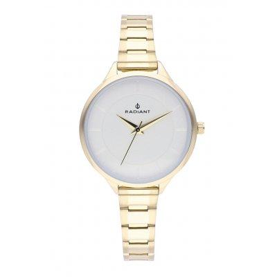 principal Reloj Radiant RA511205 Mujer Dorado Acero