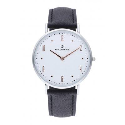 principal Reloj Radiant RA515604 Hombre Plateado/Gris Otros