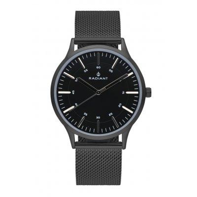 principal Reloj Radiant RA516603 Hombre Negro Acero