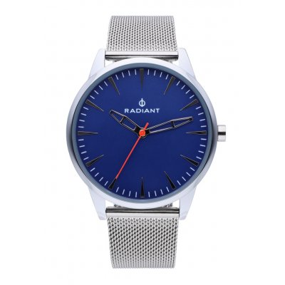 principal Reloj Radiant RA518601 Hombre Plateado/Gris Acero
