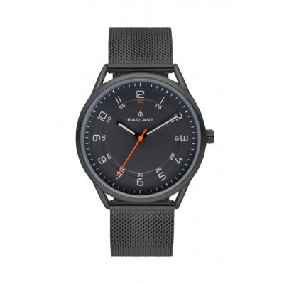 20eb0d86326e Reloj Radiant RA517602 Hombre Negro Acero - Joyería Francisco Ortuño