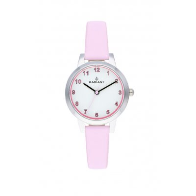 principal Reloj Radiant RA508601 Niño Plateado/Gris Acero