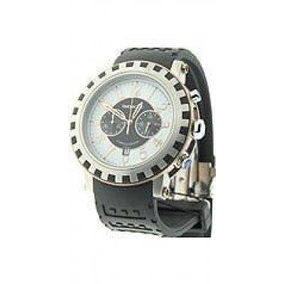 principal Reloj Rebecca AMEOXB02 Hombre Blanco Cronógrafo Cuarzo