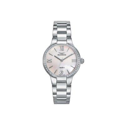 principal Reloj Sandoz ELLE 81334-03 mujer acero circonitas