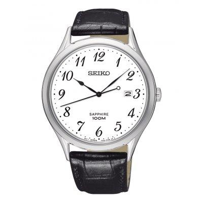 principal Reloj Seiko Neo Classic SGEH75P1 Hombre Blanco