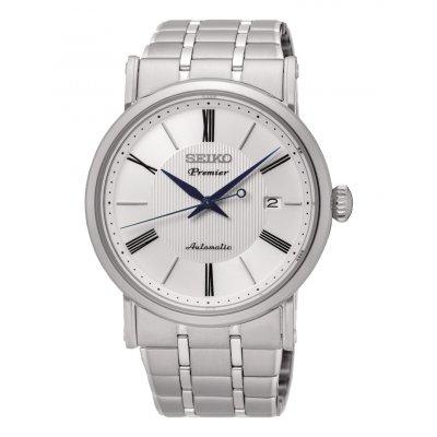 c3f82fe87 Reloj SEIKO Premier SRPA17J1 Hombre Plateado Acero Calendario - Joyería  Francisco Ortuño