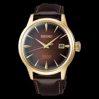 principal Reloj Seiko Presage Cocktail Edición Limitada 4R35 Automático SRPD36J1 hombre