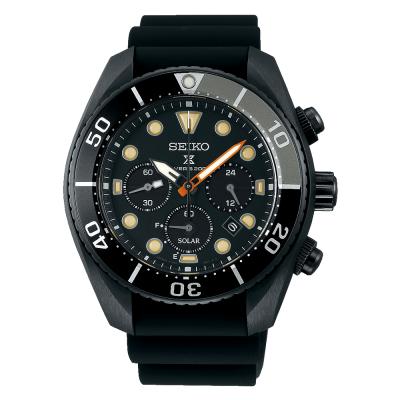 principal Reloj Seiko Solar Prospex Black Series SSC761J1 edición limitada
