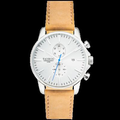 327ca53f1a8c Reloj Tayroc Iconic TMX091 Hombre Gris Cronógrafo - Joyería Francisco Ortuño