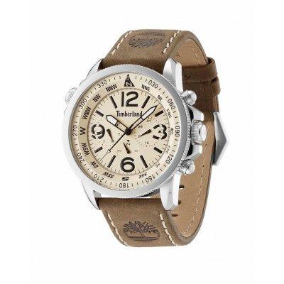 principal Reloj Timberland Campton 13910JS-07 Hombre Amarilla