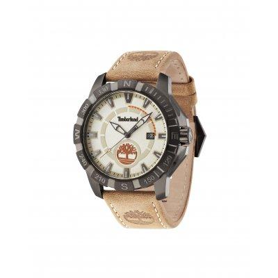 principal Reloj Timberland Harling 14491JSU-07 Hombre Beige