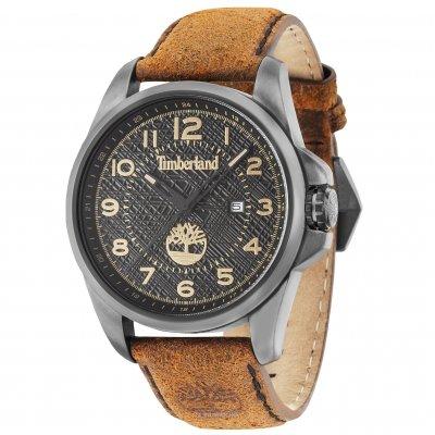 principal Reloj Timberland Leyden Black 14768JSU-02 Hombre Negro