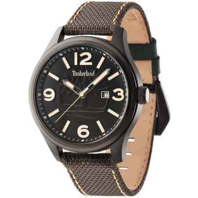 principal Reloj  Timberland Moringa 14476JSB-02 Hombre Negro Calendario