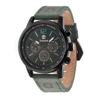 principal Reloj  Timberland Wingate 14475JSB-02 Hombre Negro Multifunción