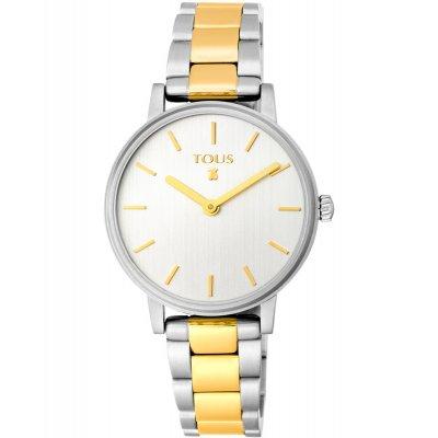 principal Reloj Tous Rond straight 100350475 mujer bicolor