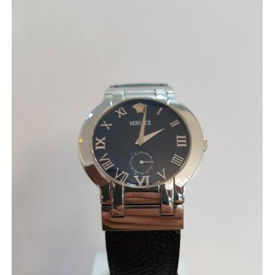 principal Reloj Versace BLQ99D008S009 Unisex Negro
